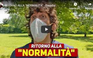 Video divertenti: quarantena video gli autogol parodia