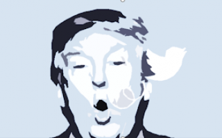 twitter  fake news  trump