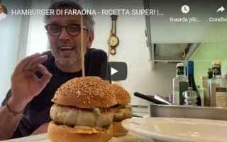 Ricette: hamburger video bruno barbieri ricetta