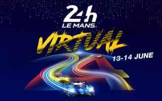 Motori: 24h le mans wec f1 virtualgp motorsport