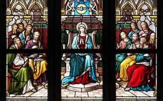 cenacolo  consolatore  pentecoste