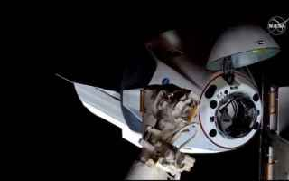 Astronomia: spacex  nasa  crew dragon