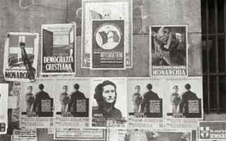 Storia: repubblica  referendum istituzionale