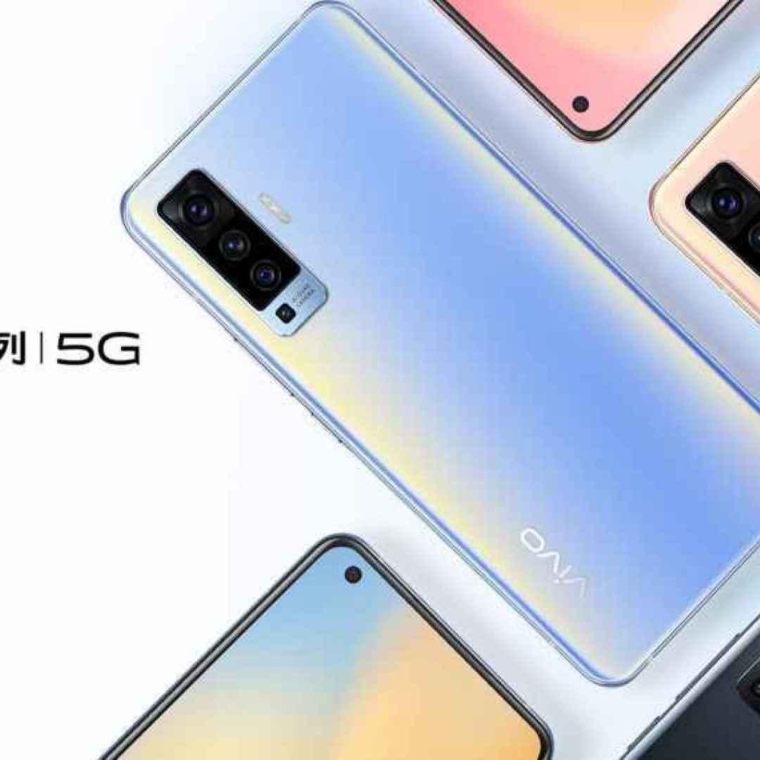 vivo x50  vivo x50 series  smartphone
