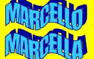 Storia: marcello  marcella  etimologia  signifi