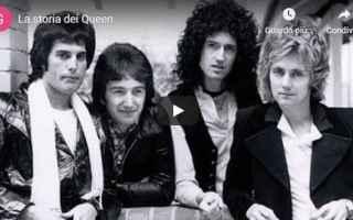 Musica: queen video storia musica rock