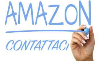 Amazon: contattare  contatti  amazon