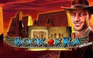 Giochi Online: Book Of Ra Slot Machine Recensione e Free Demo Play