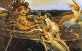 sirene  leggende  letteratura  mito