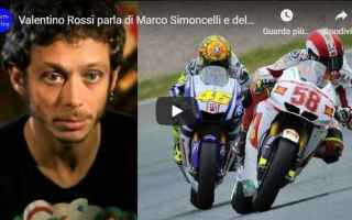 MotoGP: rossi simoncelli video intervista moto