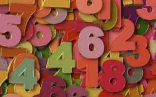 Astrologia: 6 giugno  numeri fortunati  data