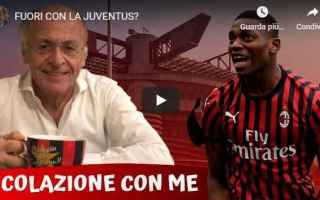 Coppa Italia: milan coppa video pellegatti calcio