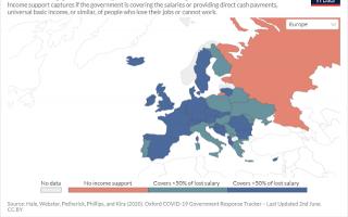 Economia: covid-19  italia  europa