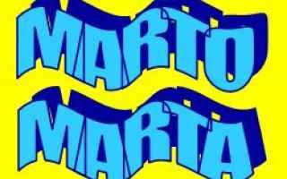 Storia: marta  etimologia  significato