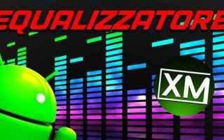 Android: equalizzatore suono musica android app