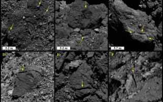 asteroidi  bennu