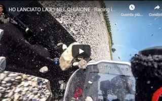 Motori: alberto naska video moto yamaha