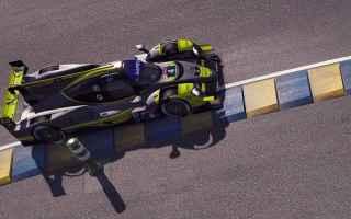 Motori: lemans24virtual  24hlemans  wec  motori