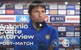 Coppa Italia: inter antonio conte video intervista