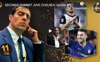 juventus juve calcio video chelsea