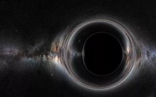 Scienze: scienziati per la prima volta misurano lo spin di un buco nero