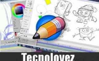 Design 2D 3D: pencil2d programma animazioni
