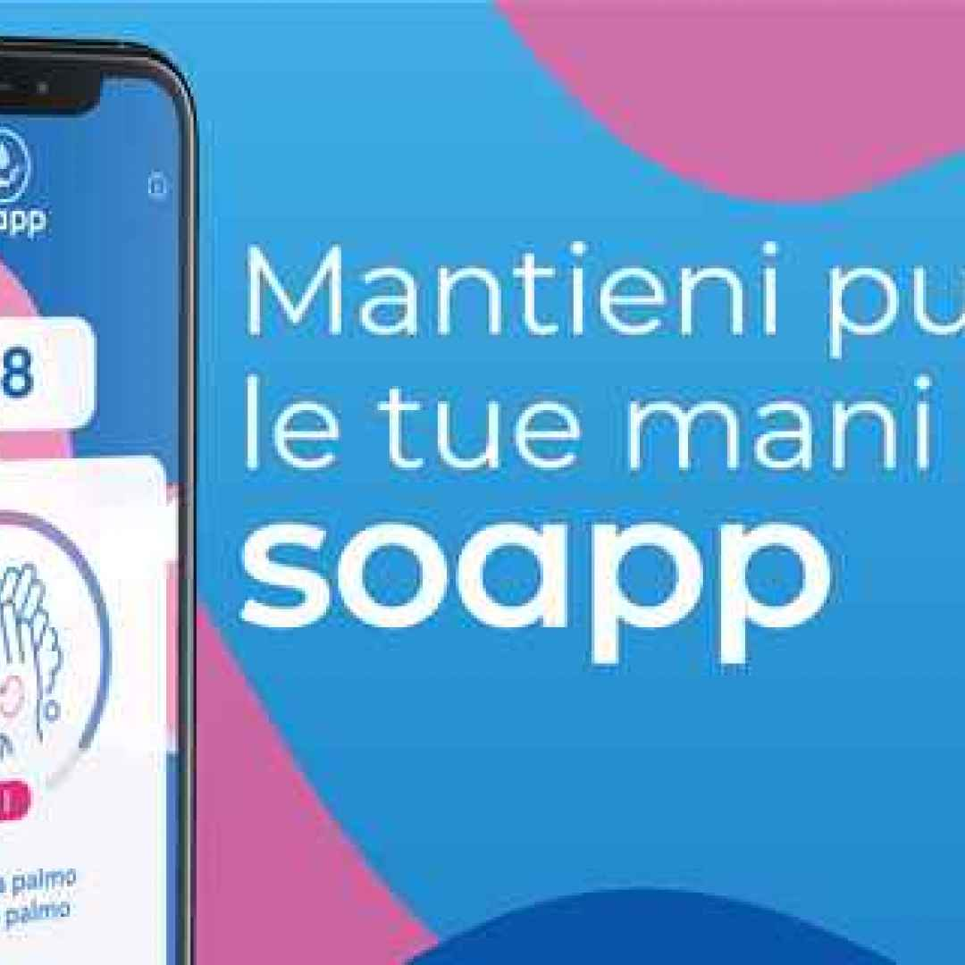 sapone mani virus android iphone apps