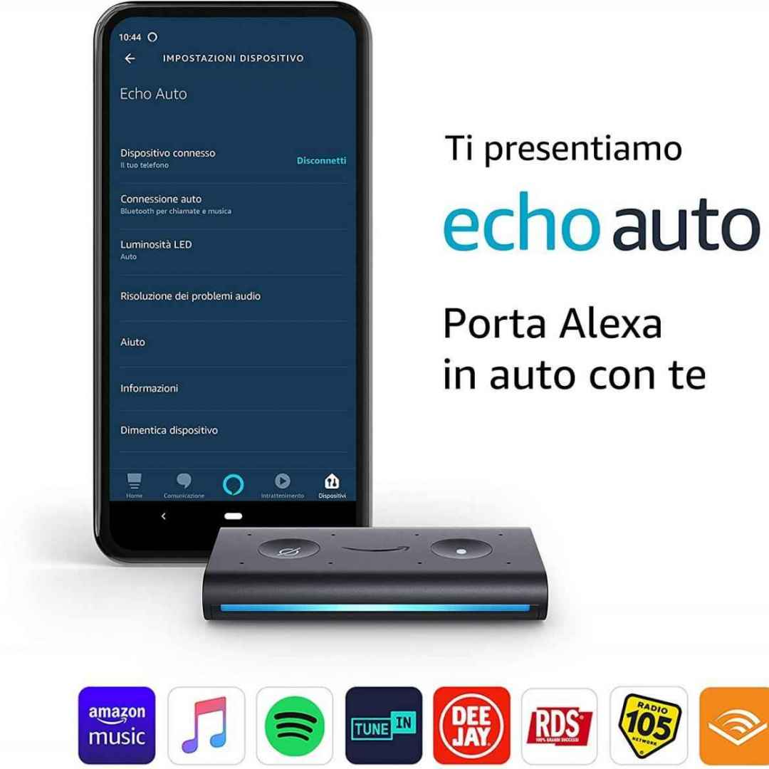 echo auto  alexa  amazon  amazon echo