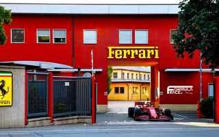 Formula 1: leclerc  ferrari  sf1000  maranello  f1