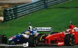 Formula 1: weber  schumacher  villeneuve  f1