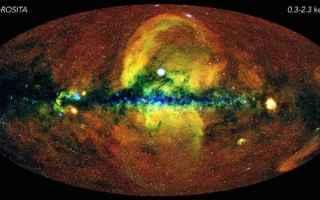 Astronomia: erosita  spektr-rg