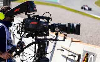 Formula 1: f1  sky sport  sky  liberty media f12020