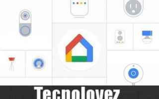 google assistant domotica novità