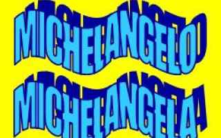 Storia: michelangelo  etimologia  nome