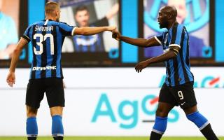Serie A: inter  sassuolo  serie a