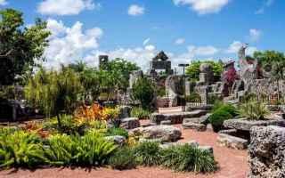Architettura: coral castle monoliti florida
