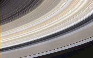 Astronomia: anelli  cassini  satellite  saturno