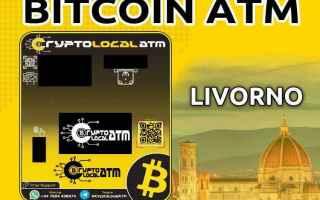 bitcoin atm  bitcoin  blockchain  italia