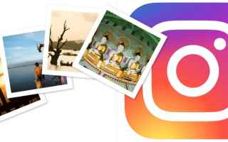 Tecnologie: pubblicare  video  foto  instagram  pc