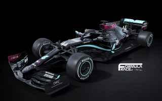 Formula 1: mercedes  f1  f12020  w11  formula 1