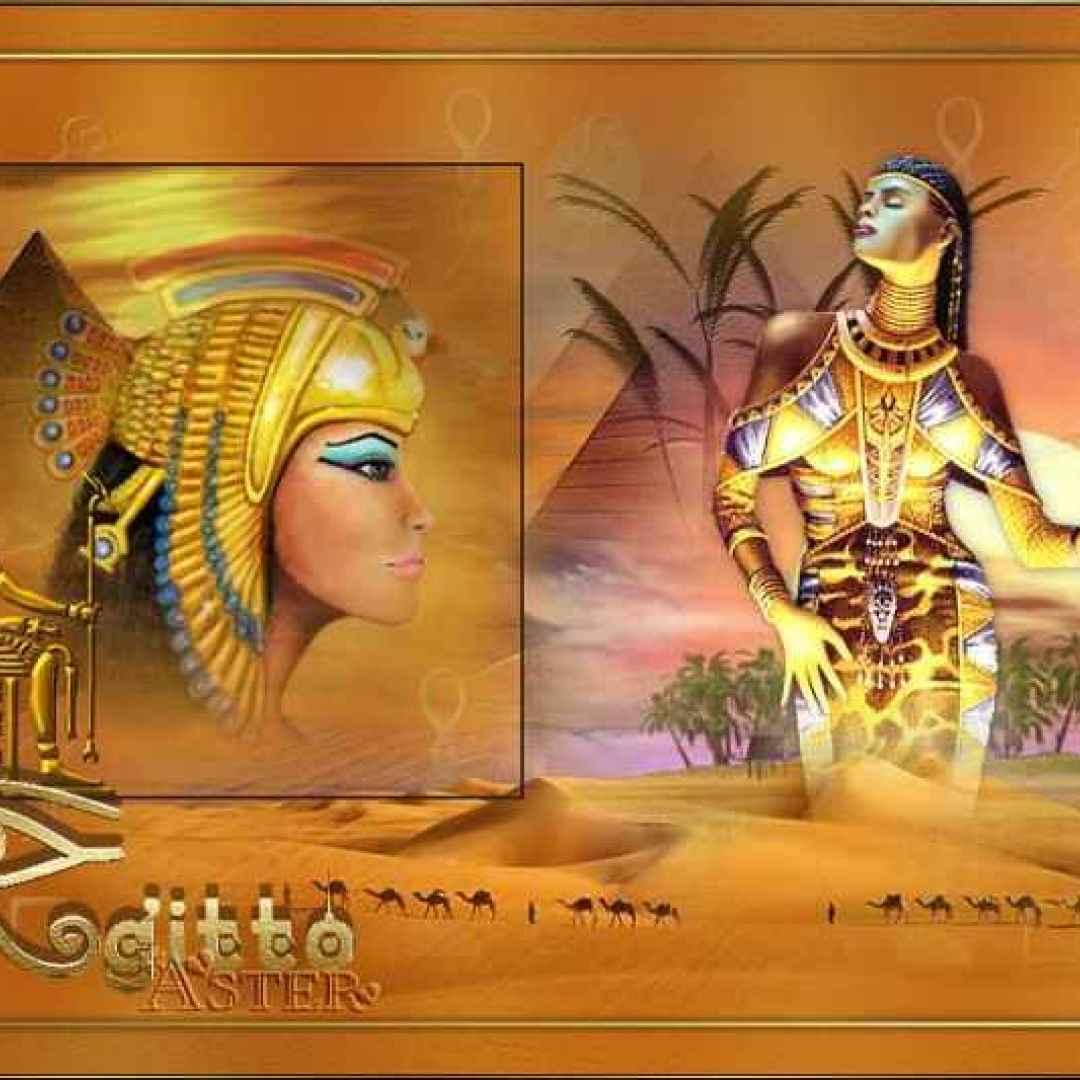bellezza  cleopatra  egitto  optional
