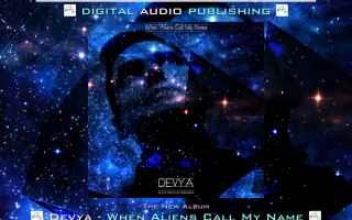 Musica: musica album alieni devya