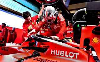 Formula 1: ferrari formula1 f1 vettel leclerc