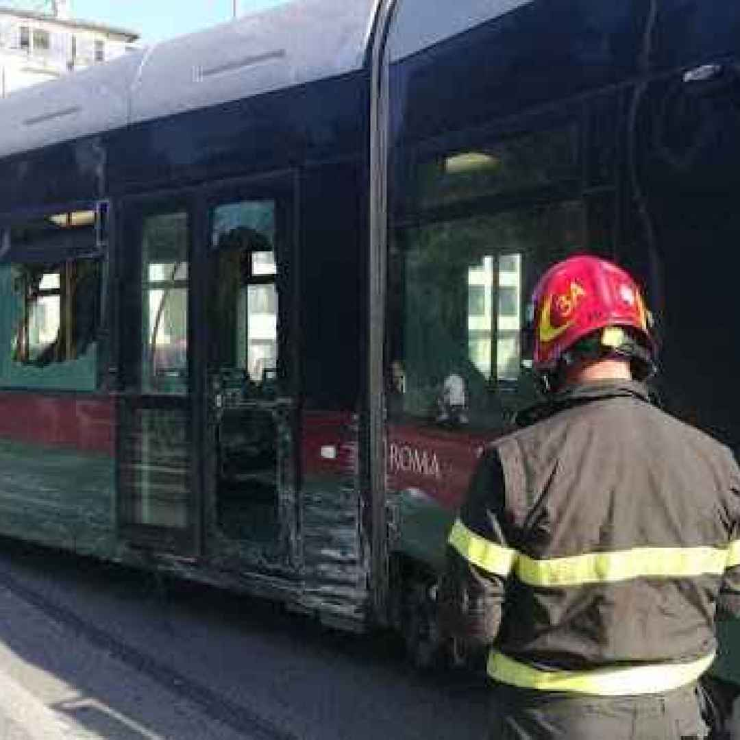 atac  roma  trasporto pubblico  tram