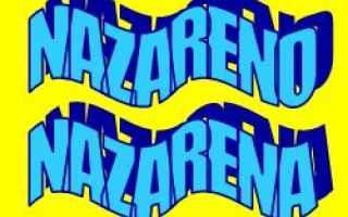 nazareno  nazarena  significato  etimolo