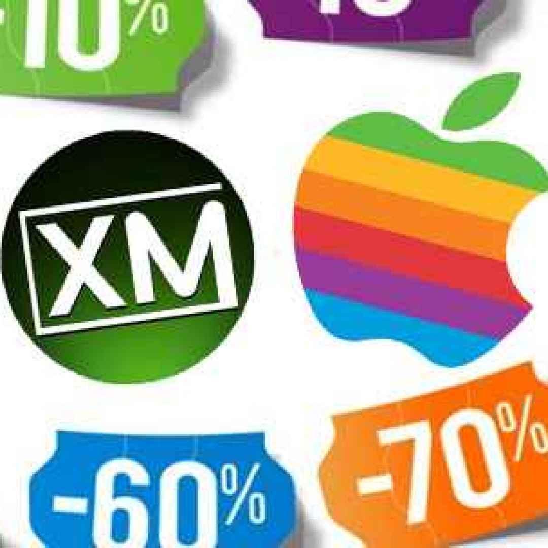 iphone apple sconti giochi applicazioni
