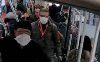 Trasporti Roma, ricorso al Tar: annullare il tetto del 50% dei passeggeri sui mezzi – troppo alto