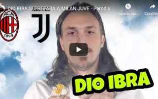 Calcio: ibra milan juve video gli autogol