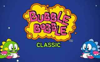 Mobile games: bubble booble android iphone videogioco