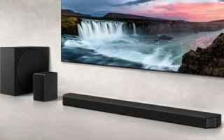 FABRIZIO FERRARA - Secondo diversi esperti del settore audio, benché la soundbar HW-Q900T condivida